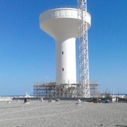 الهيئة العامة للكهرباء والمياه تفتتح شبكة توزيع المياه ببعض مناطق ولاية صور