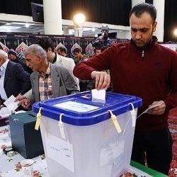 أيران تحدد موعد الأنتخابات الرئاسية المقبلة