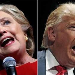 بعد خسارتها المفجعة: #كلينتون تعترف بالهزيمة أمام #ترامب #الإنتخابات_الأمريكية