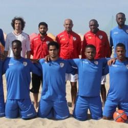 اضاف 4 عناصر جديدة للقائمة.. منتخب كرة القدم الشاطئية ينتظر قرعة نهائيات كأس اسيا اليوم