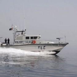 خفر السواحل تضبط صناديق مخدر القات بسواحل ظفار